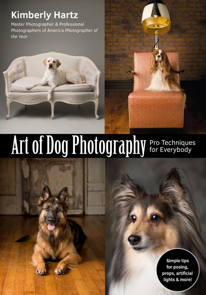 Pet Photography Instructional Book